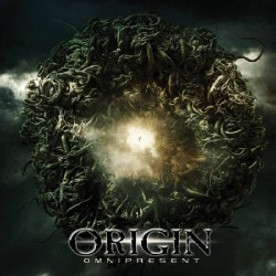 Origin - Omnipresent - CD DIGIPAK