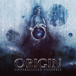 Origin - Unparalleled Universe - CD DIGIPAK