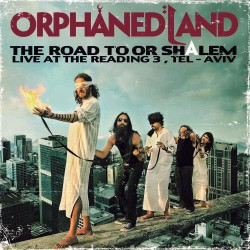 Orphaned Land - The Road To Or Shalem - Live At The Reading 3, Tel-Aviv - DOUBLE LP Gatefold