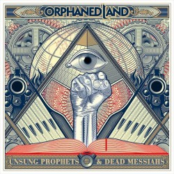 Orphaned Land - Unsung Prophets And Dead Messiahs - Double LP Gatefold + CD