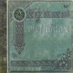 Orthodox - Sentencia - CD DIGIPAK
