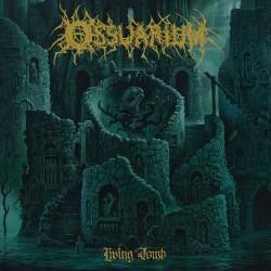 Ossuarium - Living Tomb - CD