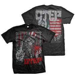 Otep - Uncle Sam - T-shirt (Men)