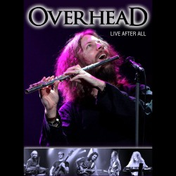 Overhead - Live After All - CD DIGIPAK