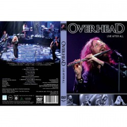 Overhead - Live After All - DVD