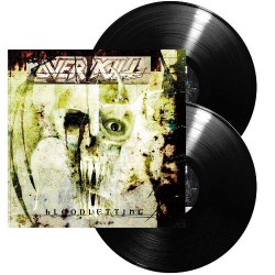 Overkill - Bloodletting - DOUBLE LP