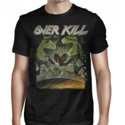 Overkill - Mean Green Killing Machine - T-shirt (Men)