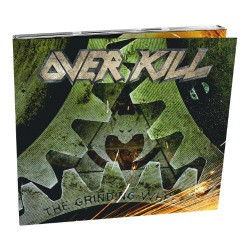 Overkill - The Grinding Wheel - CD DIGIPAK