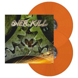 Overkill - The Grinding Wheel - DOUBLE LP GATEFOLD COLOURED