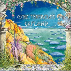 Ozric Tentacles - Erpland - DOUBLE LP