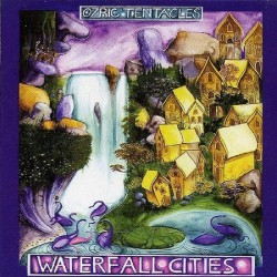 Ozric Tentacles - Waterfall Cities - CD DIGIPAK