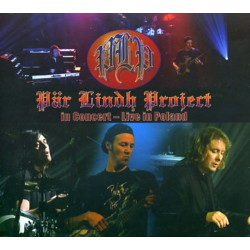 Pär Lindh Project - In Concert - Live in Poland - CD DIGIPAK