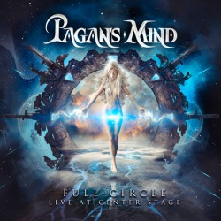 Pagan's Mind - Full Circle - Live At Center Stage - 2CD + DVD digipak