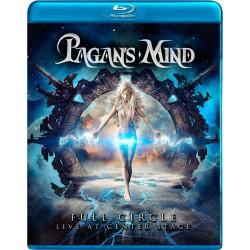 Pagan's Mind - Full Circle - Live At Center Stage - BLU-RAY + DCD