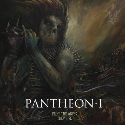 Pantheon I - From The Abyss They Rise - CD