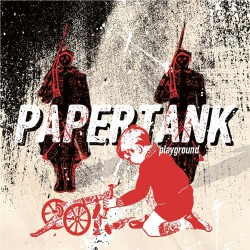 Papertank - Playground - CD DIGISLEEVE