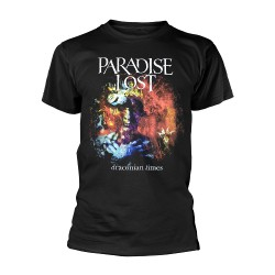 Paradise Lost - Draconian Times (Album) - T-shirt (Men)