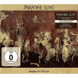 Paradise Lost - Symphony For The Lost - 2CD + DVD DIGIBOOK