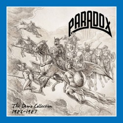 Paradox - The Demo Collection 1986 - 1987 - DOUBLE LP GATEFOLD COLOURED