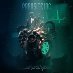 Parasite Inc - Dead And Alive - CD