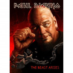 Paul Di' Anno - The Beast Arises - DVD DIGIPAK