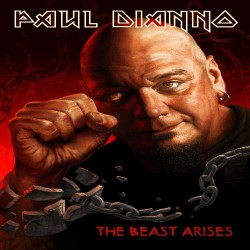 Paul Di' Anno - The Beast Arises - DOUBLE LP Gatefold
