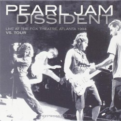 Pearl Jam - Dissident - CD DIGIFILE