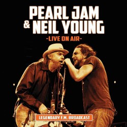Pearl Jam & Neil Young - Live On Air - CD