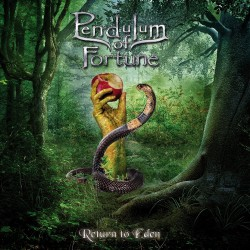 Pendulum Of Fortune - Return To Eden - CD