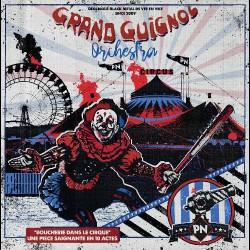 Pensées Nocturnes - Grand Guignol Orchestra - CD DIGIPAK