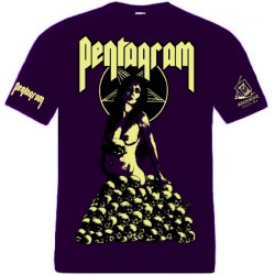 Pentagram - Starlady - T-shirt (Men)