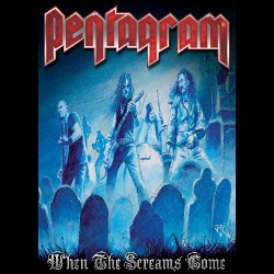 Pentagram - When the Screams Come - DVD DIGIPAK