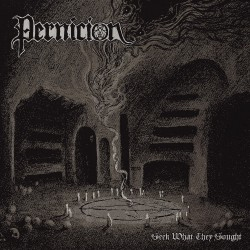 Pernicion - Seek What They Sought - CD EP
