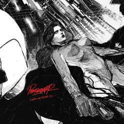 Perturbator - B-Sides And Remixes, Vol.I - DOUBLE LP Gatefold