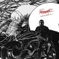 Perturbator - B-Sides And Remixes, Vol.II - DOUBLE LP Gatefold
