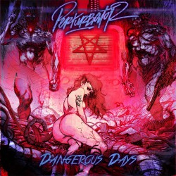 Perturbator - Dangerous Days - CD DIGIPAK