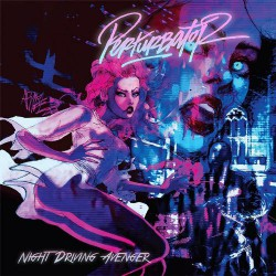 Perturbator - Night Driving Avenger - LP