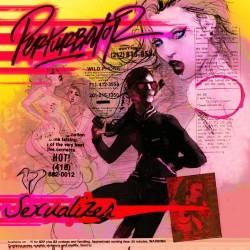 Perturbator - Sexualizer - LP