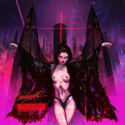 Perturbator - The Uncanny Valley - DOUBLE LP Gatefold