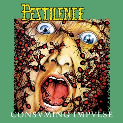 Pestilence - Consuming Impulse - DOUBLE CD SLIPCASE