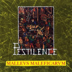Pestilence - Malleus Maleficarum - DOUBLE CD SLIPCASE