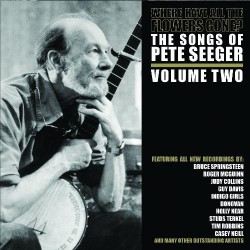 Pete Seeger - Where Have All The Flowers Gone ?  Volume II - DOUBLE LP Gatefold
