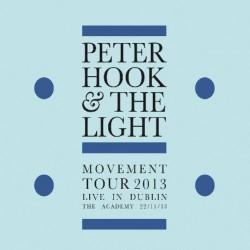 Peter Hook & The Light - Movement Tour 2013 - Live In Dublin - CD DIGIPAK