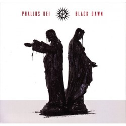 Phallus Dei - Black Dawn - CD DIGISLEEVE
