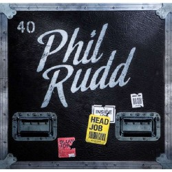 Phil Rudd - Head Job - CD DIGIPAK