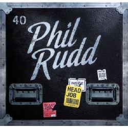 Phil Rudd - Head Job - LP COLOURED + CD