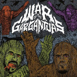 Philip H. Anselmo / Warbeast - War of the Gargantuas - Maxi single CD