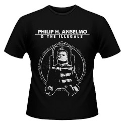 Philip H. Anselmo & The Illegals - Choosing Mental Illness As A Virtue - T-shirt (Men)