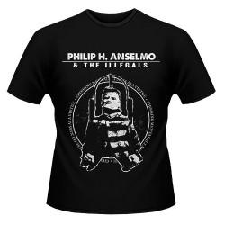 Philip H. Anselmo & The Illegals - Choosing Mental Illness As A Virtue - T-shirt (Men)