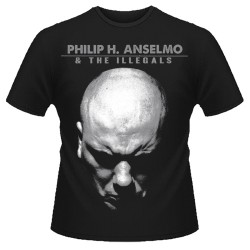 Philip H. Anselmo & The Illegals - Walk Through Exits Only - T-shirt